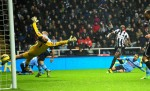 Soccer - Barclays Premier League - Newcastle United v Queens Park Rangers - St James' Park
