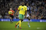 Soccer - Barclays Premier League - West Bromwich Albion v Norwich City - The Hawthorns