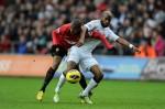 Soccer - Barclays Premier League - Swansea City v Manchester United - Liberty Stadium
