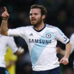 Norwich 0-1 Chelsea – Juan In A Million Mata Fires Blues To Victory At Carrow Road (Photos & Highlights)