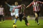 Soccer - Barclays Premier League - Sunderland v Manchester City - Stadium of Light