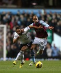 Soccer - Barclays Premier League - Aston Villa v Tottenham Hotspur - Villa Park