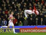 Soccer - Barclays Premier League - Stoke City v Liverpool - Britannia Stadium