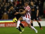 Soccer - Barclays Premier League - Stoke City v Liverpool - Britannia Stadium