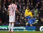 Soccer - Barclays Premier League - Stoke City v Southampton - Britannia Stadium