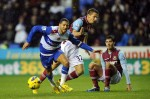 Soccer - Barclays Premier League - Reading v West Ham United - Madjeski Stadium