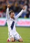 Soccer - Major League Soccer - Cup Final - Los Angeles Galaxy v Houston Dynamo - Home Depot Center