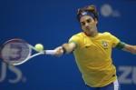 Brazil Tennis Gillette Federer Tour