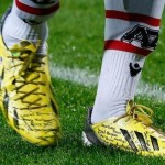 Jozy Altidore Pays Tribute To Newtown Shooting Victims, Writes All 26 Names On Boots (Photo)