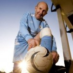 74-Year-Old Sunday League Veteran Scores 1,300th Career Goal