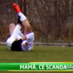Furious Mother Halts Play, Screams At Guilty Player After Son Injured During Romanian U19s Match (Video)