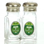 Pies Christmas Gift Ideas: No. 16 – Portland Timbers Salt & Pepper Pots