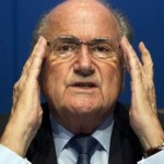 Bless His Little Cotton Socks: Sepp Blatter Thinks People Boo Him Because 'He's A Star'