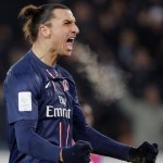 Plucky Lille Defender Nutmegs Zlatan, Zlatan Is Thoroughly Impressed (Video)