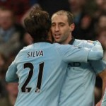Man City 3-0 Stoke – Citizens Ease Past Solid Stoke At The Etihad (Photos & Highlights)