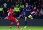Soccer - Barclays Premier League - Southampton v Arsenal - St Mary's
