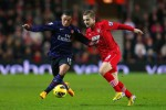 Soccer - Barclays Premier League - Southampton v Arsenal - St Mary's