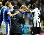 Soccer - Barclays Premier League - Newcastle United v Everton - St James' Park