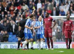 Soccer - FA Cup - Third Round - Brighton and Hove Albion v Newcastle United - AMEX Stadium