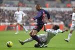 Soccer - FA Cup - Third Round - Swansea City v Arsenal - Liberty Stadium