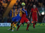 Soccer - FA Cup - Third Round - Mansfield Town v Liverpool - One Call Stadium