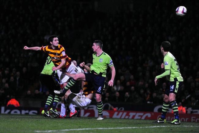 Capital One Cup: Bradford 3-1 Aston Villa – Bantams Do It Again As Villans Flop At Valley Parade ...