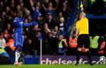 Soccer - Capital One Cup - Semi Final - First Leg - Chelsea v Swansea City - Stamford Bridge
