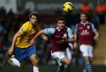 Soccer - Barclays Premier League - Aston Villa v Southampton - Villa Park
