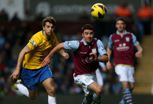 Soccer - Barclays Premier League - Aston Villa v Southampton - Villa Park