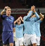 Arsenal 0-2 Man City – Citizens Win At The Emirates To Keep Pressure On United (Photos & Highlights)