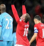 FA Cup: Man Utd 1-0 West Ham – Rooney Nails The Hammers In Flat Cup Tie At Old Trafford (Photos & Highlights)