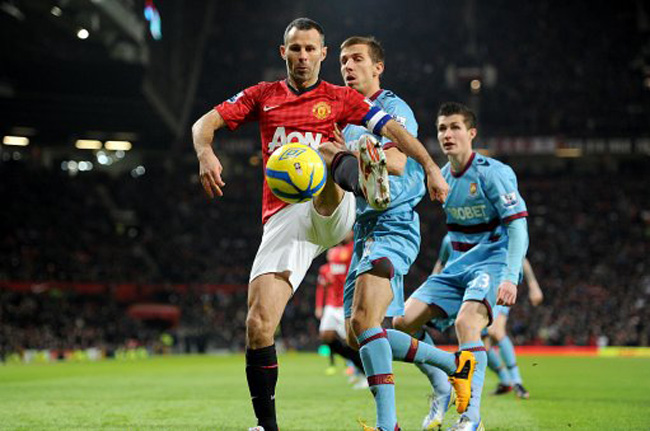 Soccer - FA Cup - Third Round Replay - Manchester United v West Ham United - Old Trafford