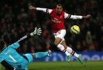 Soccer - FA Cup - Third Round Replay - Arsenal v Swansea - Emirates Stadium