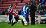 Soccer - Barclays Premier League - Wigan Athletic v Sunderland - DW Stadium