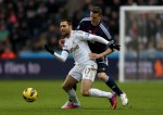 Soccer - Barclays Premier League - Swansea City v Stoke City - Liberty Stadium