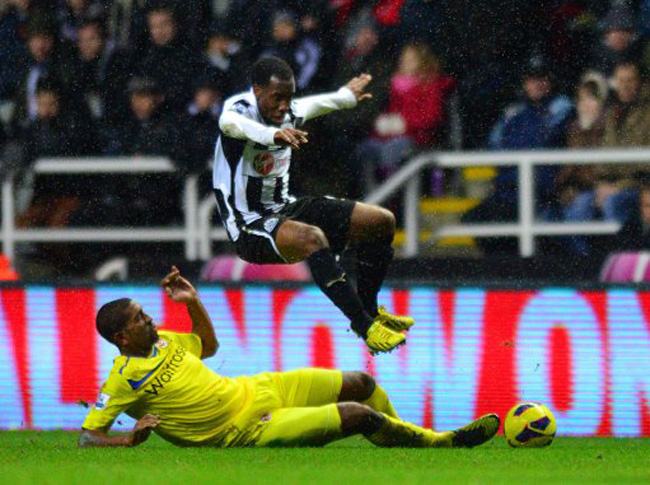 Soccer - Barclays Premier League - Newcastle United v Reading - St James' Park