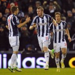 West Brom 2-2 Aston Villa – Villans Blow Two-Goal Lead But Still Move Out Of Drop-Zone (Photos & Highlights)