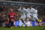 Soccer - Barclays Premier League - Tottenham Hotspur v Manchester United - White Hart Lane
