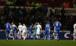 Soccer - Capital One Cup - Semi Final - Second Leg - Swansea City v Chelsea - Liberty Stadium