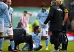 Soccer - FA Cup - Fourth Round - Stoke City v Manchester City - Britannia Stadium