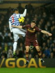 Soccer - Barclays Premier League - Queens Park Rangers v Manchester City - Loftus Road