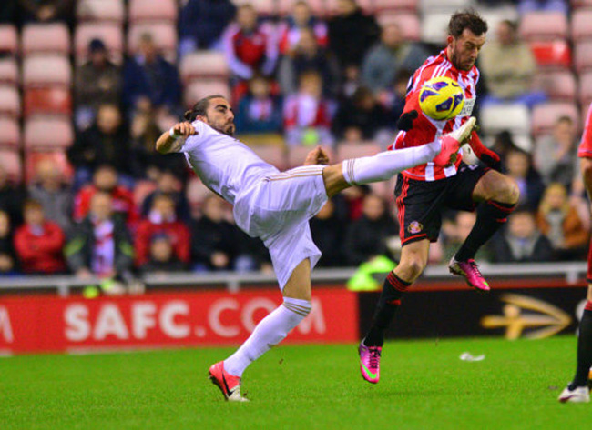 Soccer - Barclays Premier League - Sunderland v Swansea City - Stadium of Light
