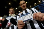 Soccer - Barclays Premier League - Aston Villa v Newcastle United - Villa Park