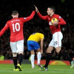Man Utd 2-1 Southampton – Rooney Bags Brace But Saints Push Red Devils All The Way (Photos & Highlights)