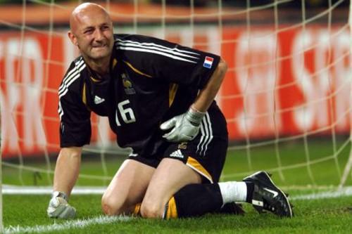 Soccer - International Friendly - Holland v France