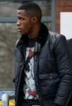 Soccer - Wilfried Zaha Leaves Bridgewater Hospital