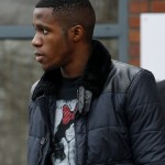 Wilfried Zaha Turns Up For Man Utd Medical Wearing Imogen Thomas T-Shirt (Photos)