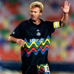 Shit Football Kits: Kansas City Wizards' Radical Rainbow Waves, 1999/00