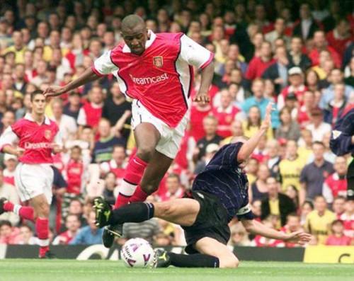 Soccer/Arsenal v Man Utd