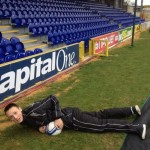 Snapshot: AFC Wimbledon Get Ballboys In Early For Extra Training…